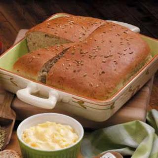 Fennel Seed Wheat Bread.