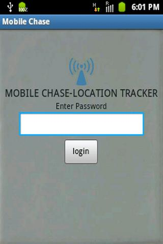 Mobile Chase-GPS Tracker - screenshot