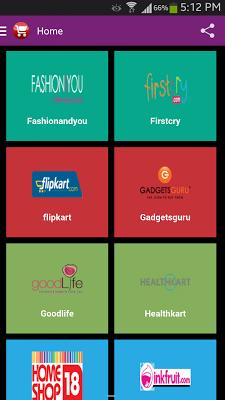 Online Shopping India - screenshot