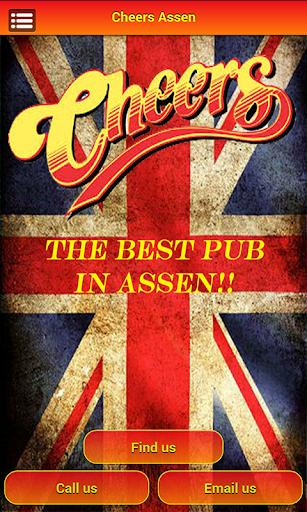 Cheers Assen
