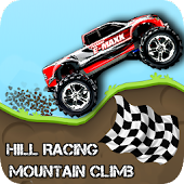 Hill Racing : Climb Mountain