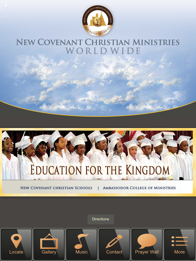 New Covenant Christian - screenshot