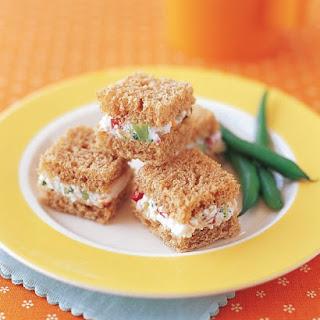 Cheesy Sandwiches.
