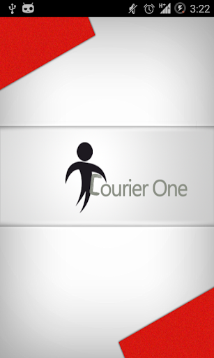 COURIER DELIVERY MOBILE APP