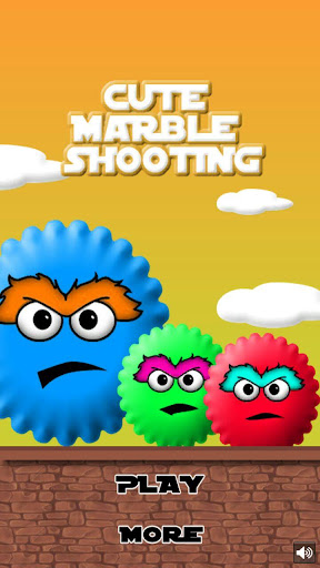 Cute Marble Shooting