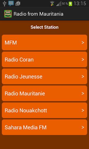 玩媒體與影片App|Radio from Mauritania免費|APP試玩