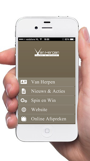 Van Herpen App