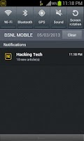 Screenshot of Hacking Tech