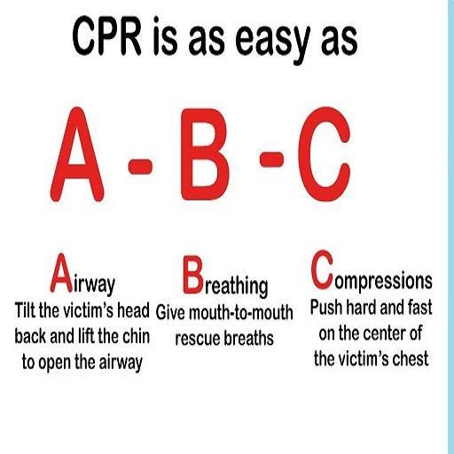 CPR Pocket Guide LOGO-APP點子
