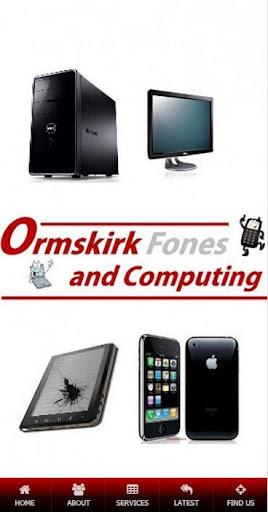 Ormskirk Fones