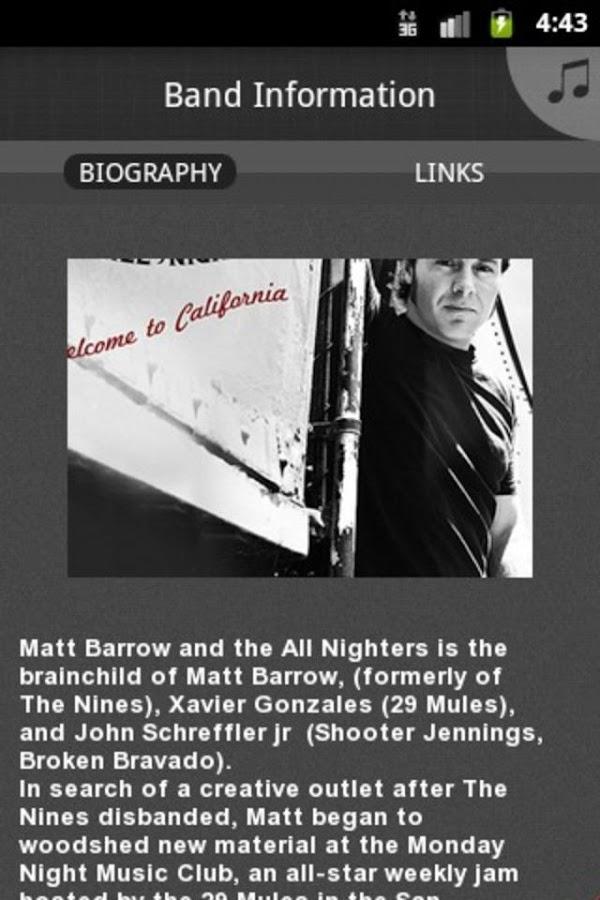 Matt Barrow and the All Nighte - screenshot