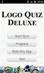 Logo Quiz Deluxe – miniaturka zrzutu ekranu