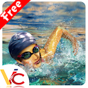 Swimming Race 3D icon