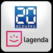 20 Minutes Lagenda