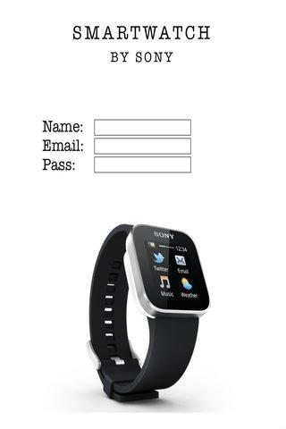 SmartWatch Verizon - screenshot