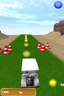 高尔夫球车车手:球童比赛3D