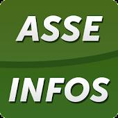 Saint Etienne infos - ASSE