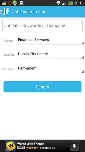 Job Finder Ireland