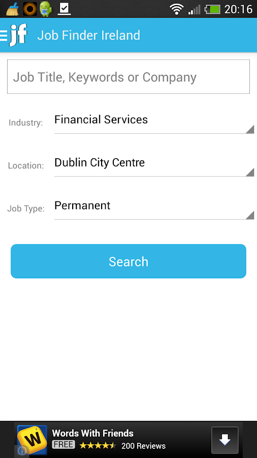 job finder ireland android apps on google play