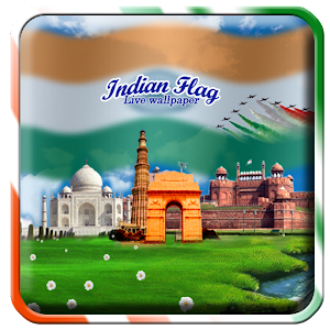 Indian Flag with Music Live WP for PC and MAC