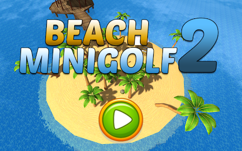 Beach Mini Golf 2- screenshot thumbnail