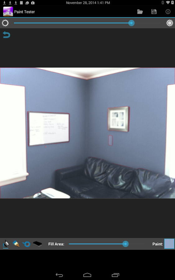 Paint tester android apps on google play for Best app for painting a room