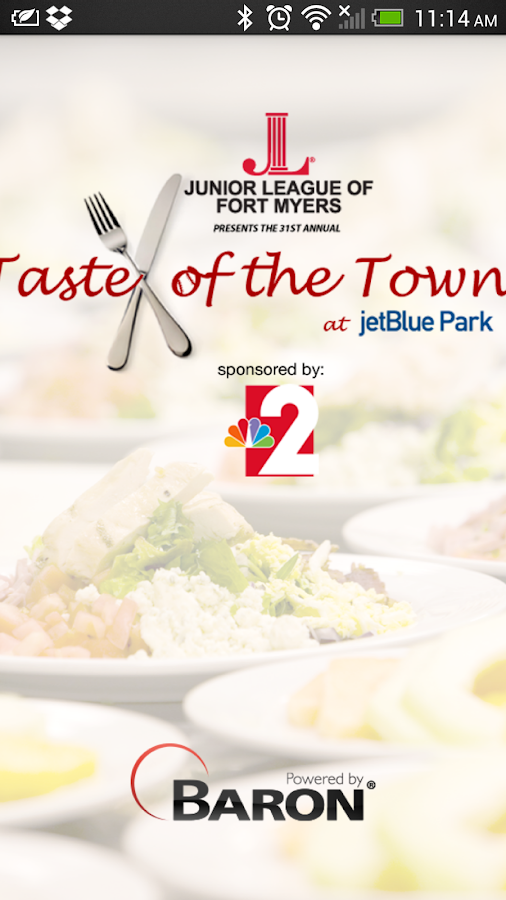 Fort Myers Taste of the Town - screenshot