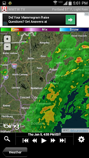 WMTW News 8 and Weather - screenshot thumbnail