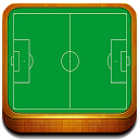 Soccer Board Tactics Free mobile app icon