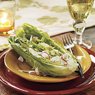 Hearts of Romaine Salad.