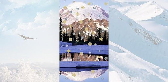 3D New Year Live Wallpaper - новогодние живые обои