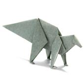 Origami Dinosaur 10