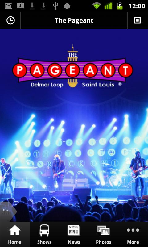 The Pageant Concert Nightclub - screenshot