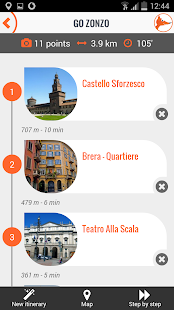 ZonzoFox Italy Guide & Maps- screenshot thumbnail