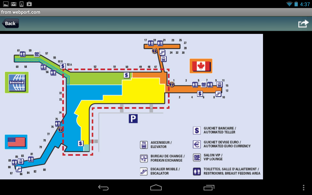 montreal airport yul radar android apps on google play