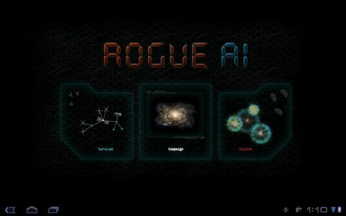 Rogue AI - screenshot thumbnail