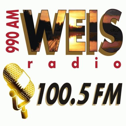 WEIS 100.5 FM & 990 AM