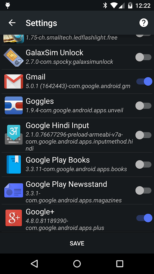 Yatse Notification Plugin - screenshot
