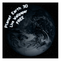 Earth 3D (Live Wallpaper) icon