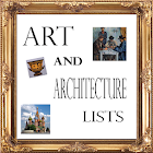 Art and Architecture Lists icon