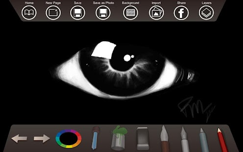 Paperless-Draw, sketch, tablet- screenshot thumbnail
