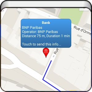 Nearest banks android apps on google play for Where is the closest craft store to my location