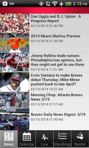 Atlanta Baseball Free