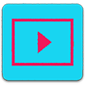 AVI F4V FLV MP4 MP3 Player icon