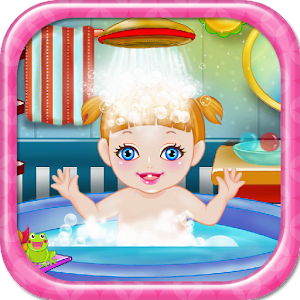 download baby bath games for girls for pc. Black Bedroom Furniture Sets. Home Design Ideas