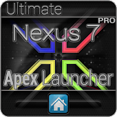 Nexus 7 Stock Apex Theme