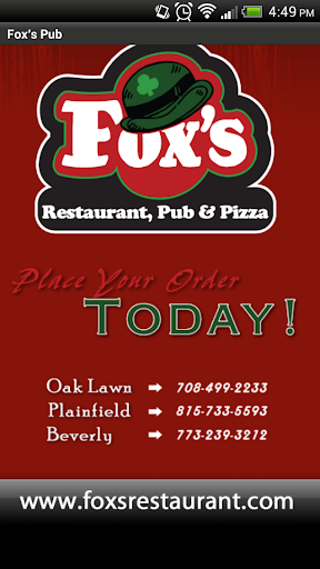 Fox's Pub