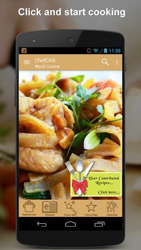 ChefChili - Healthy Recipes