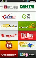 Screenshot of Việt Media - Giải trí tổng hợp
