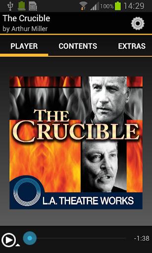 The Crucible Arthur Miller